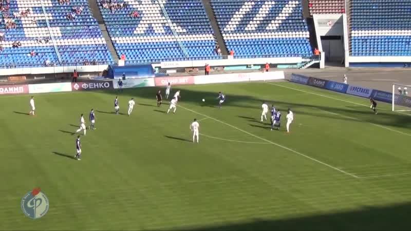 Факел (Воронеж) - Чертаново (Москва). ФНЛ - первый дивизион. 3 тур. 20.07.2019