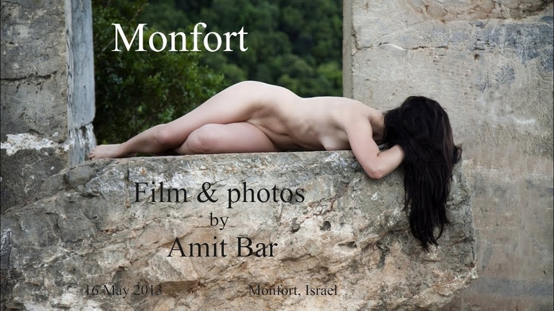 Monfort nude session by Amit Bar