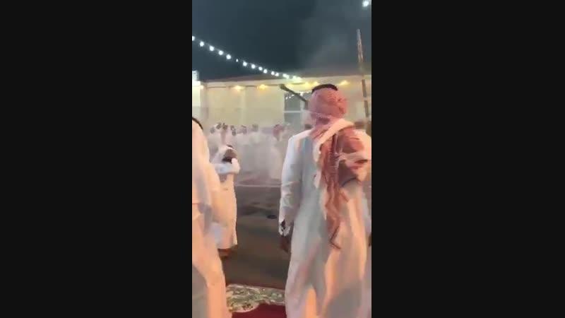 Типичная арабская туса