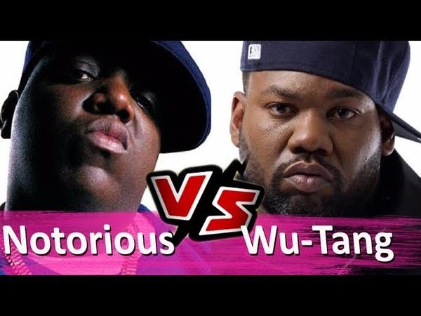 Лучшие альбомы 1997 года Wu-Tang Clan против The Notorious B.I.G.
