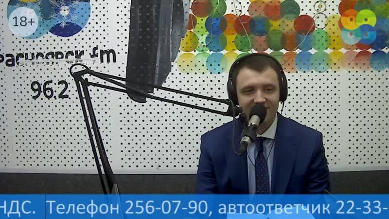 Итоги года вместе с Наумович Олегом – исполнительным директором представительства Финам.