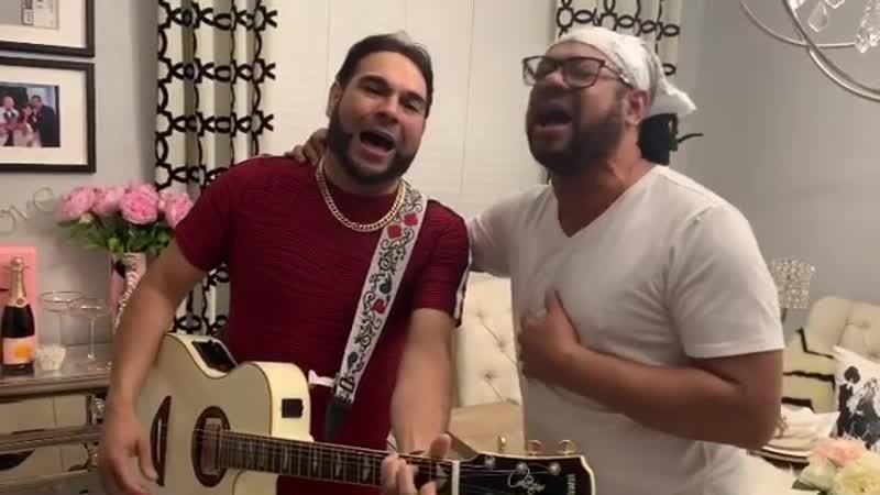 Luis Vargas ft El Chaval - Bella Idiota (En Vivo)
