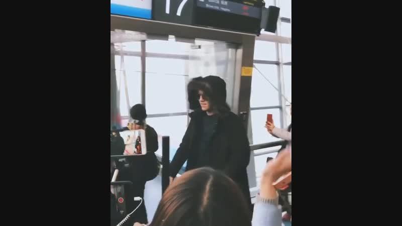 АП Сиань - Пекин 13.01.2019