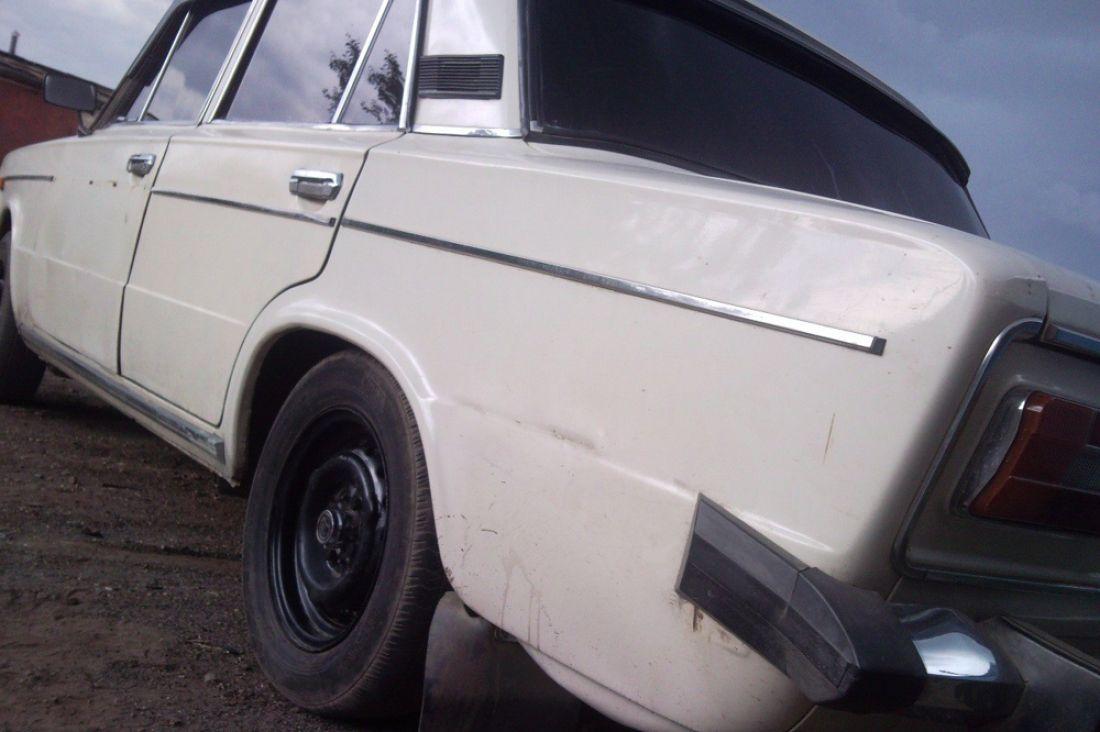 Таганрогские полицейские нашли угнанную «Шестерку»