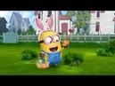 Minion Rush - Самая крутая игра с Миньонами - Бег за бананами.