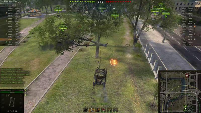 Live: World Of Tanks. [18CM] Elite