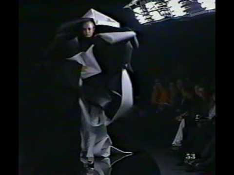 Olivier Theyskens Fall Winter 1999-2000 - part 2