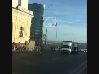 ДТП на Ворошиловском