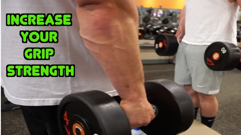 Forearm Fatality | Increase Grip Strength
