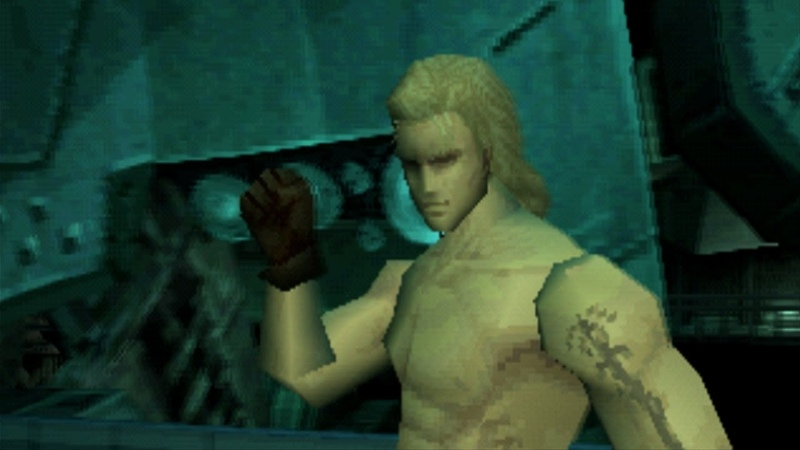 Liquid Snake (MGS) | Devious Intent