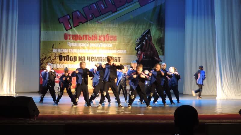 Открытый кубок ЧР по всем танцевальным направлениям,Танцы 21,место 2