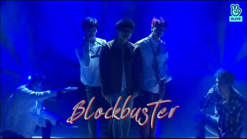 알파벳 AlphaBAT 'Blockbuster' From AlphaBAT COMEBACK Showcase 08 10 2018