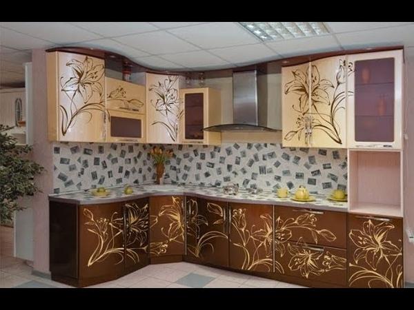 Несколько идей преображения старой мебели с помощью самоклеющейся пленки