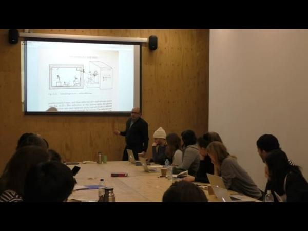 Karen Barad Meeting the Universe HalfWay part 1 - 25 January 2017