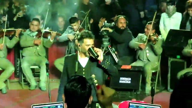 8.12.2018 ›› Alejandro Fernández - Serenata Huasteca