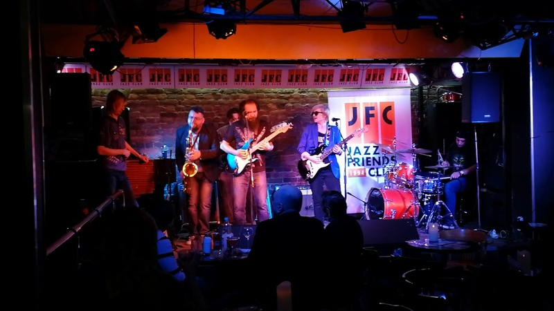 The EarlybirdBlues Swing Jazz Band Don Hikaram