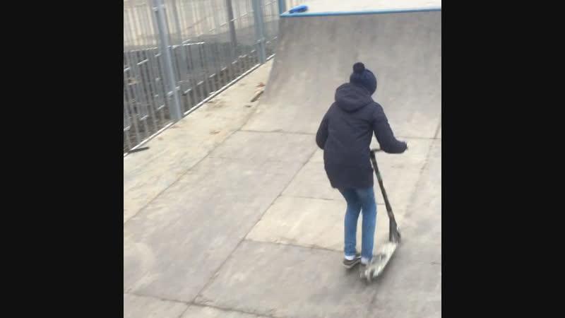 4 день в скейт парке