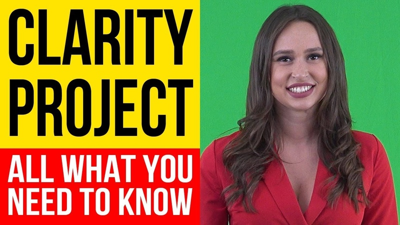 ICO Review: Clarity Project - How It Works - What Is Clarity Project?