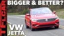2019 VW Jetta First Drive Review Bigger And Better