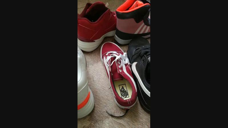 обувь без рядов