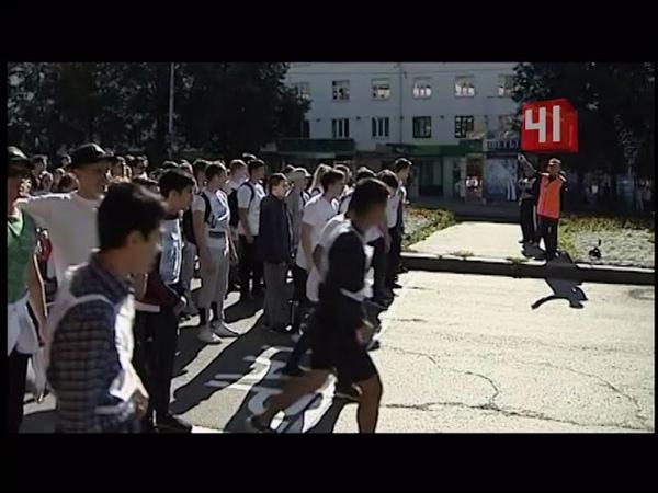 Кросс наций перекроет дороги в центре города / Новости » Freewka.com - Смотреть онлайн в хорощем качестве