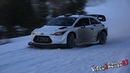Test Monte Carlo 2019 | Thierry Neuville | Andreas Mikkelsen | Hyundai I20 WRC
