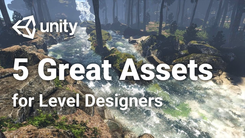 5 Great Assets for Level Designers in Unity!