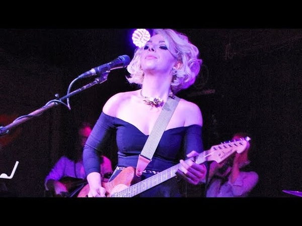 SAMANTHA FISH GONE FOR GOOD 81718 AKRON MUSICA LIVE