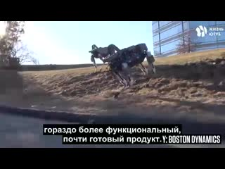 Как роботы Boston Dynamics покорили интернет - история создания противников кожаных ублюдков [NR]