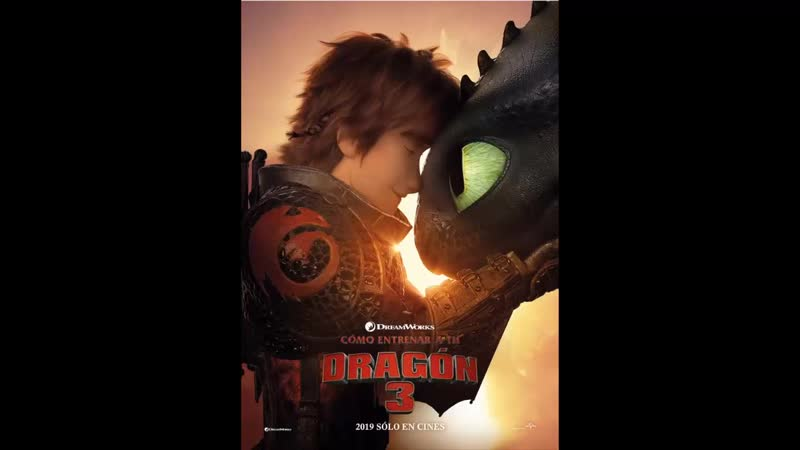 New Posters and Wallpapers - How To Train Your Dragon The Hidden World