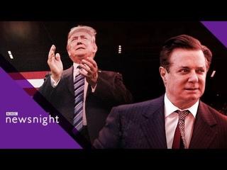 Monica Lewinsky prosecutor on investigating a president - BBC Newsnight