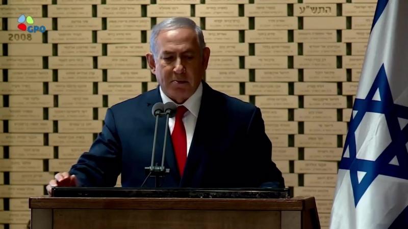 Netanyahu jure d'agir avec force contre ceux qui veulent nous tuer