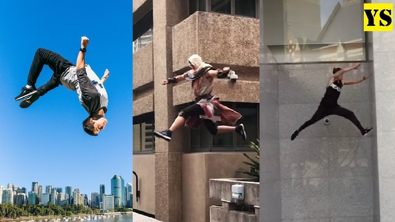 Assassin's Creed in Real Life - Brodie Pawson | Yurich SPORT