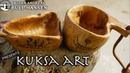 My First Kuksa Kuksa Art by Taya Yanota | Bjørn Andreas Bull-Hansen