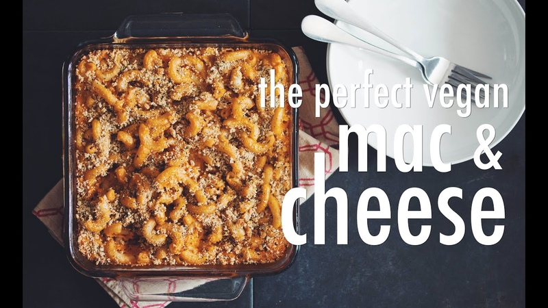 THE PERFECT VEGAN MAC CHEESE | hot for food