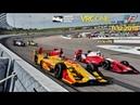 VRC Indycar 2018 - Round 10 - Iowa rfactor2