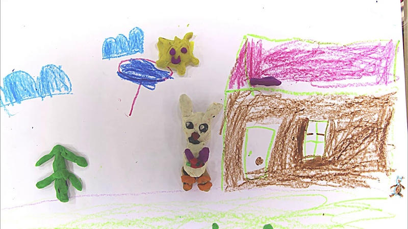 Кошачья кража (Аиша Хайрулина 6 лет)