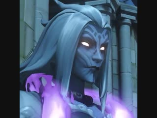 An ominous portent. - - Haunt down your enemies as BANSHEE MOIRA Legendary! - - Overwatch