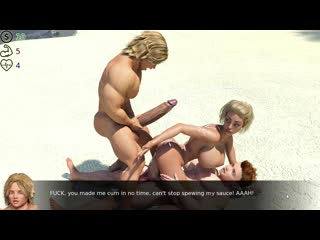 Battle of the bulges 3d game playthrough - day01