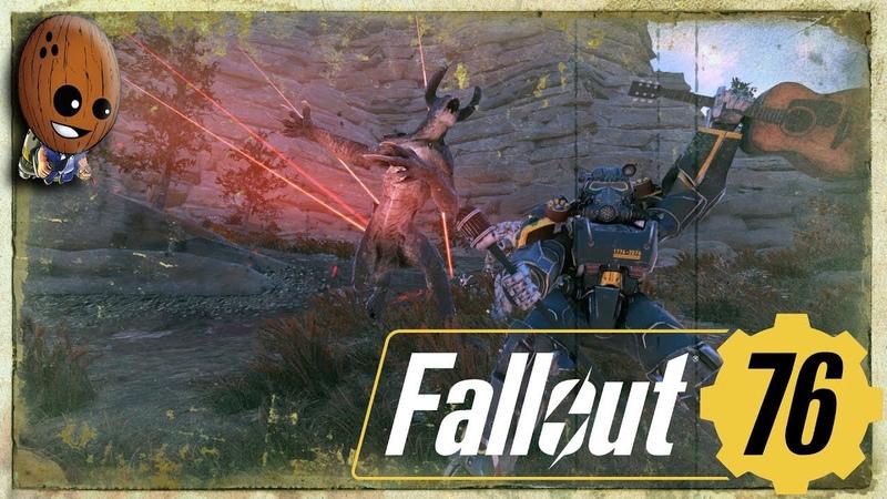 Fallout 76 - Прохождение 35➤Разновидности Хаоса. Пропавшее соединение. Карта сокровищ Ядовитой 1