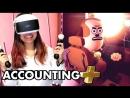 PSVR Accounting Plus VR GAMECLUB Хабаровск
