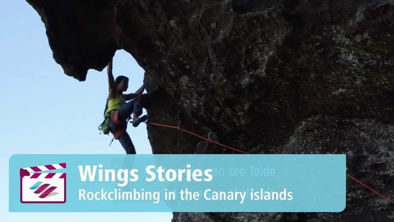 WINGS Magazine: A rock climber's dream Eurowings