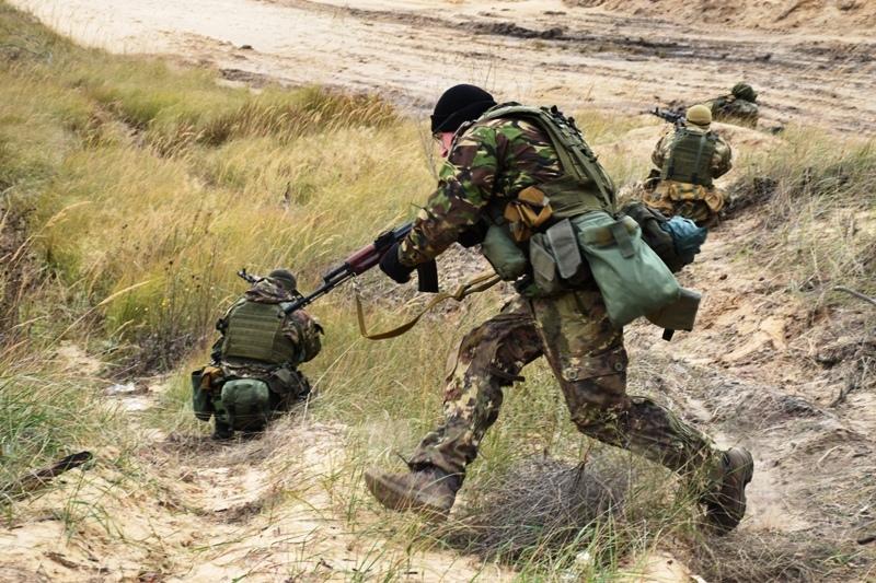 В Лисичанске сформируют батальоны теробороны для учений