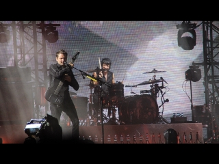 Muse at Lollapalooza Berlin 2015