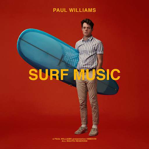Paul Williams альбом Surf Music