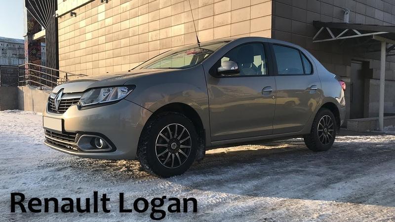 TESTDRIVE Renault Logan II [2016]