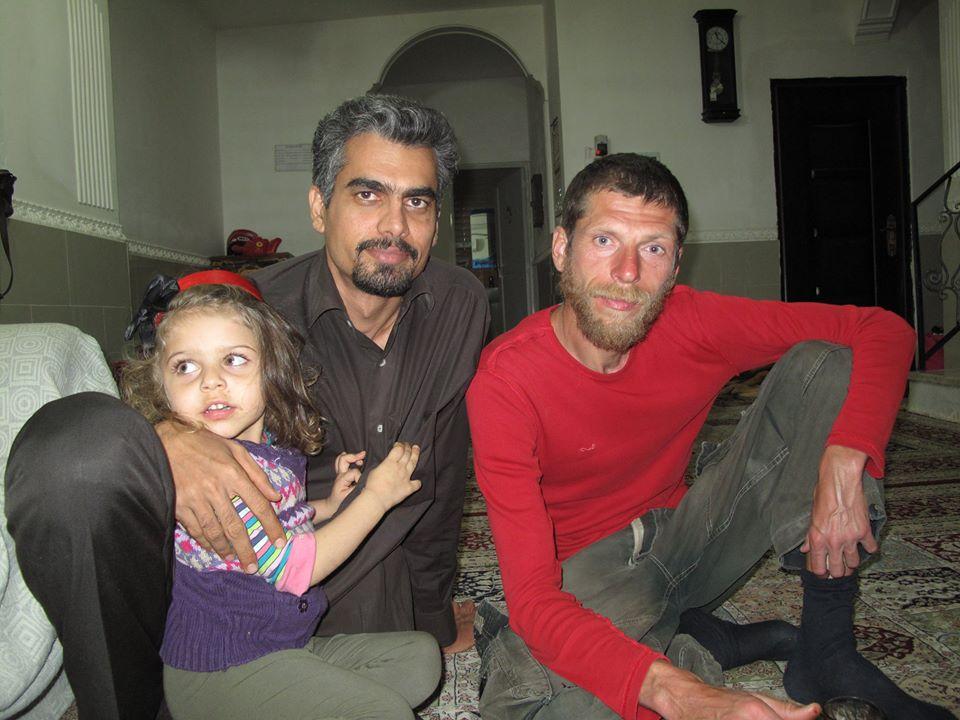 в Персидском заливе на юге Ирана в гостях