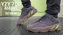 Adidas Yeezy Boost 700 Mauve Review On Feet
