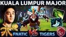 Abed Meepo GOD First Time on Kuala Lumpur Major Fnatic vs Tigers Dota 2