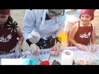 Организация детского кулинарного творчества и праздников ВКУС ДЕТСТВА!